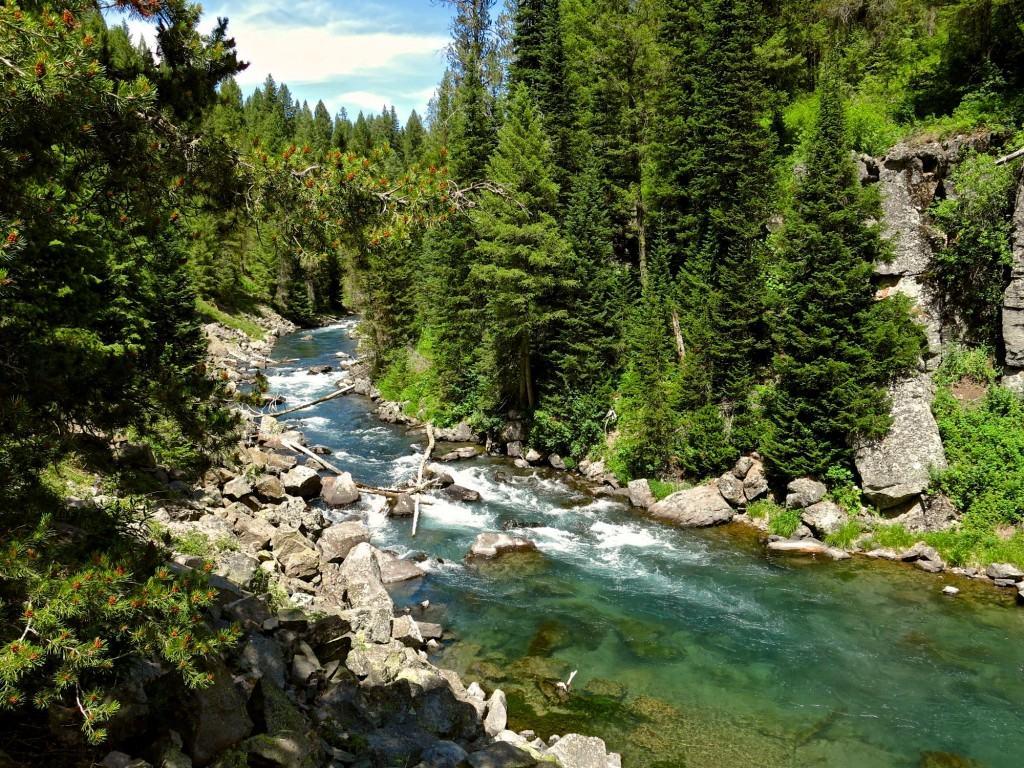 Warm River Idaho